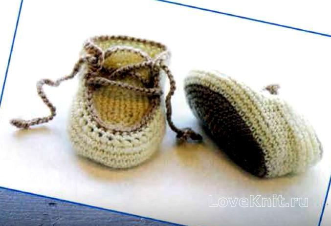 Вязание штанишек для девочки на спицах 785