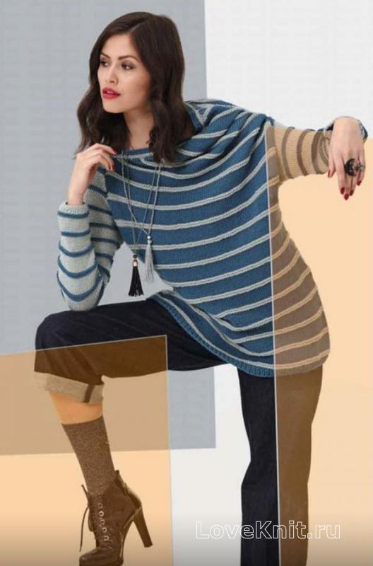 Вязание мужские модели Вязание спицами