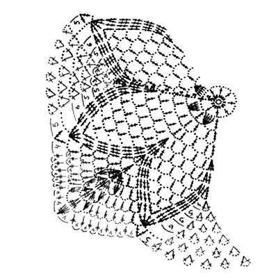Описание вязания к узор 17