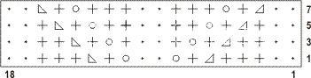 Описание вязания к узор ажурные полосы №2568 спицами