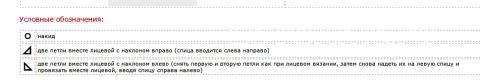 Описание вязания к узор ажурная сетка №2709 спицами