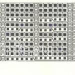 Описание вязания к красивый узор №3483 спицами