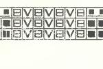 Описание вязания к простой узор №3484 спицами