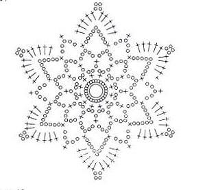 Описание вязания к ирландское вязание узор №4296 спицами