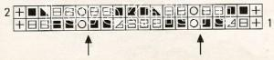 Описание вязания к узор ажурный №1648 спицами