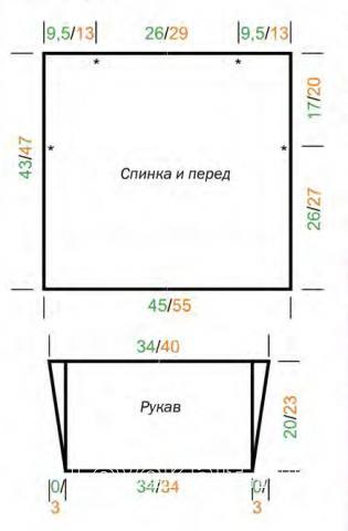 Схема вязания ажурная белая кофта раздел для детей детские кофты, жакеты и тд