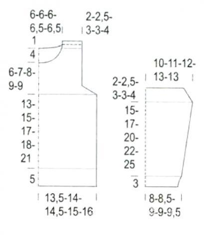 Схема вязания детский джемпер с машинками раздел для детей детские кофты, жакеты и тд