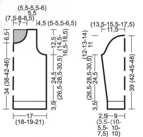 Схема вязания детский джемпер с оленем раздел для детей детские кофты, жакеты и тд