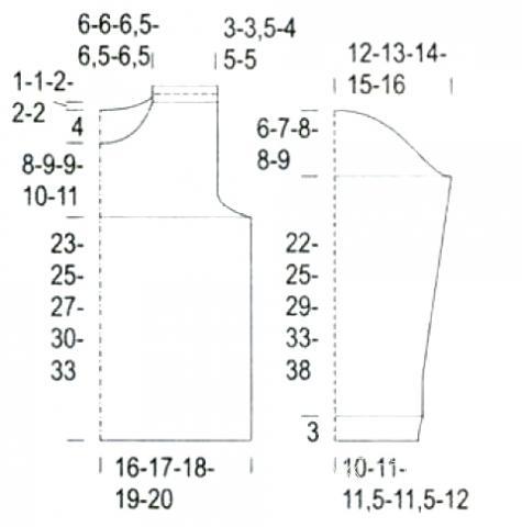 Схема вязания детский джемпер с рисунком «angry birds» раздел для детей детские кофты, жакеты и тд