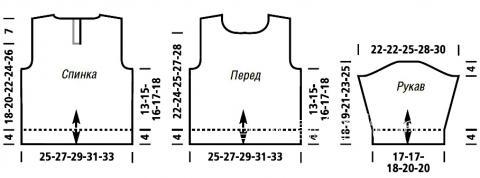 Схема вязания детский джемпер с совой раздел для детей детские кофты, жакеты и тд