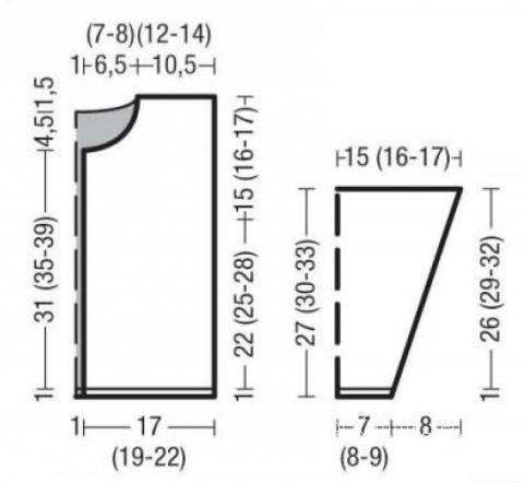 Схема вязания кардиган для мальчика с рельефным узором раздел для детей детские кофты, жакеты и тд