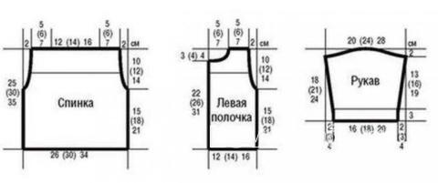Схема вязания жакет на пуговицах для младенца раздел для детей детские кофты, жакеты и тд