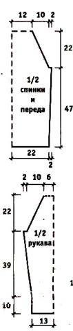 Схема вязания мужской джемпер с объемным узором раздел для мужчин мужские кофты спицами
