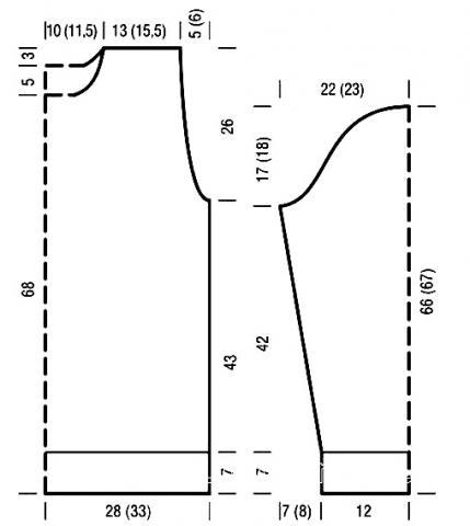 Схема вязания мужской джемпер с рельефным узором раздел для мужчин мужские кофты спицами