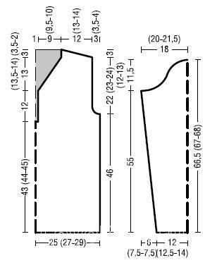Схема вязания приталенный мужской пуловер с пуговицами раздел для мужчин мужские кофты спицами