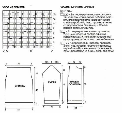 Схема вязания шикарный мужской жакет на молнии раздел для мужчин мужские кофты спицами