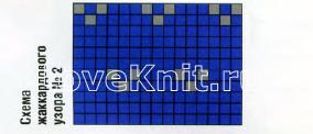 Схема вязания свитер с жаккардовым узором для мужчины раздел для мужчин мужские кофты спицами