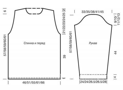 Схема вязания теплый мужской свитер с узором из кос раздел для мужчин мужские кофты спицами