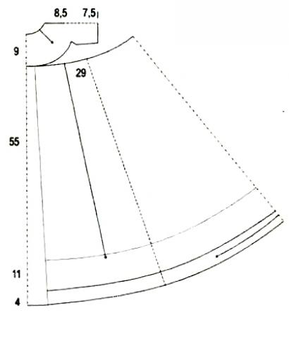 Схема вязания детское платье для крещения раздел для детей детские платья, сарафаны