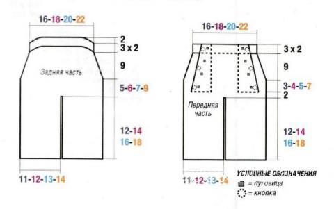 Схема вязания детские брючки для младенца на кнопках раздел для детей детские штанишки