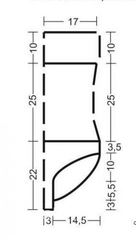 Схема вязания слитный купальник с ажурным узором раздел вязание крючком для женщин купальники