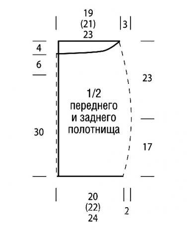 Схема вязания полосатая мини-юбка раздел вязание крючком для женщин юбки для женщин