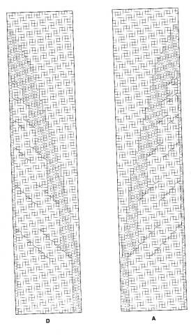 Схема вязания серая туника с косами раздел вязание спицами для женщин платья, сарафаны для женщин