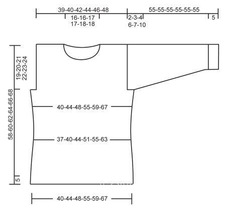 Схема вязания джемпер с норвежским узором раздел вязание спицами для женщин кофты спицами женские