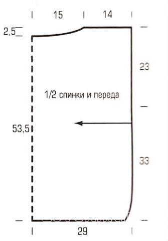 Схема вязания джемпер со сложным ажурным рисунком раздел вязание спицами для женщин кофты спицами женские