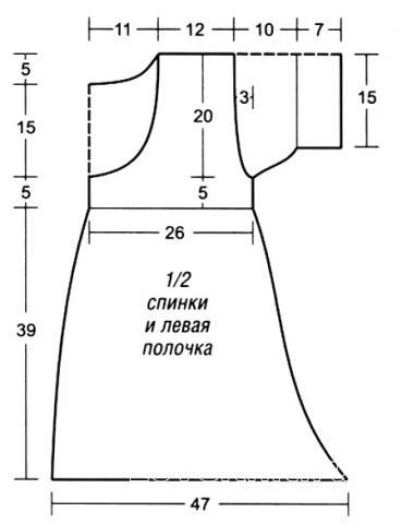 Схема вязания красный сетчатый жакет раздел вязание спицами для женщин кофты спицами женские