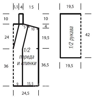 Схема вязания кружевной пуловер с крупной косой раздел вязание спицами для женщин кофты спицами женские