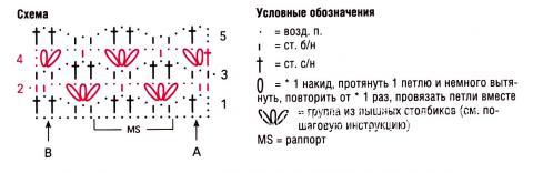 Схема вязания меланжевый жакет на пуговицах раздел вязание спицами для женщин кофты спицами женские