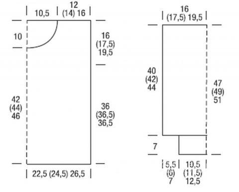 Схема вязания полупрозрачный ажурный джемпер в полоску раздел вязание спицами для женщин кофты спицами женские