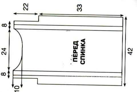 Схема вязания розовый топ раздел вязание спицами для женщин кофты спицами женские