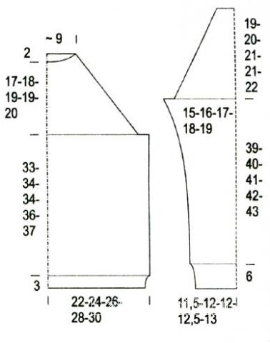 Схема вязания свитер с крупным рельефным узором раздел вязание спицами для женщин кофты спицами женские