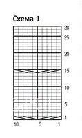 Схема вязания свободный жакет с шалевым воротником раздел вязание спицами для женщин кофты спицами женские