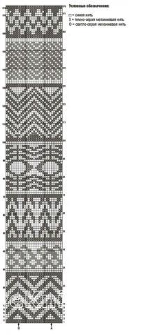 Схема вязания классический жаккардовый жилет на пуговицах раздел вязание спицами для женщин жилеты для женщин