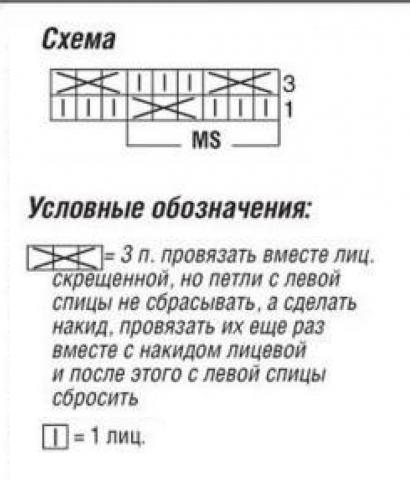Схема вязания мохеровый жилет с v-образным вырезом раздел вязание спицами для женщин жилеты для женщин