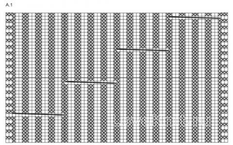 Схема вязания объемный мохеровый шарф раздел вязание спицами для женщин вязаные шарфы модные модели