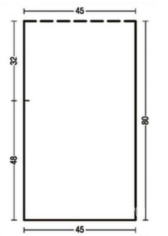 Схема вязания двухцветная накидка с зигзагообразным узором раздел вязание спицами для женщин накидки и болеро для женщин