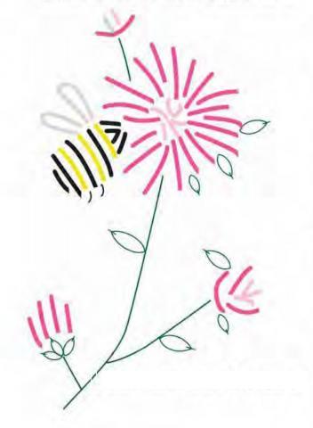Схема вязания митенки с вышитым рисунком раздел вязание спицами для женщин перчатки