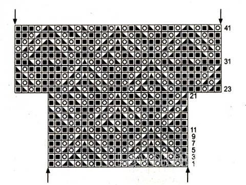 Схема вязания ажурные кружевные носочки  раздел вязание спицами для женщин носки