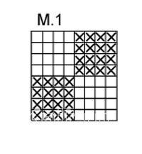 Схема вязания носочки с рельефным (шахматным) узором раздел вязание спицами для женщин носки