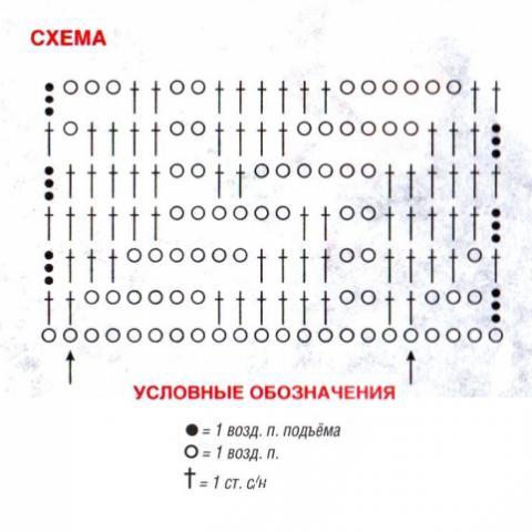 Схема вязания ажурное платье с диагональным узором раздел вязание крючком для женщин платья, сарафаны для женщин