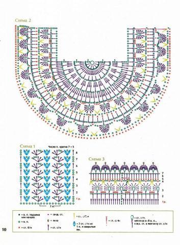 Схема вязания ажурное платье с коротким рукавом раздел вязание крючком для женщин платья, сарафаны для женщин