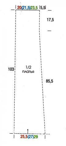 Схема вязания полосатое облегающее платье до колена раздел вязание крючком для женщин платья, сарафаны для женщин