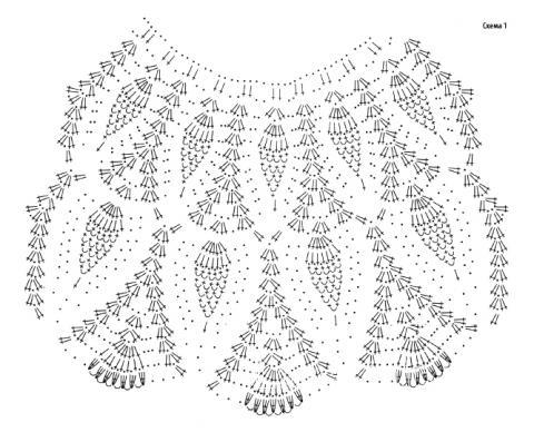 Схема вязания приталенное ажурное платье с узором раздел вязание крючком для женщин платья, сарафаны для женщин