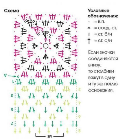 Схема вязания длинный жакет с цветами раздел вязание крючком для женщин кофты для женщин
