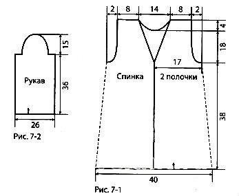 Схема вязания полупрозрачный жакет на пуговицах раздел вязание крючком для женщин кофты для женщин