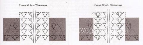 Схема вязания вязаная косуха на молнии раздел вязание крючком для женщин кофты для женщин